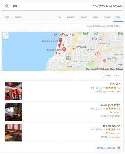 למה לעשות אופטימיזציה למפה בגוגל לעסק שלי Google Maps? 4