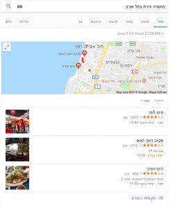 למה לעשות אופטימיזציה למפה בגוגל לעסק שלי Google Maps? 2
