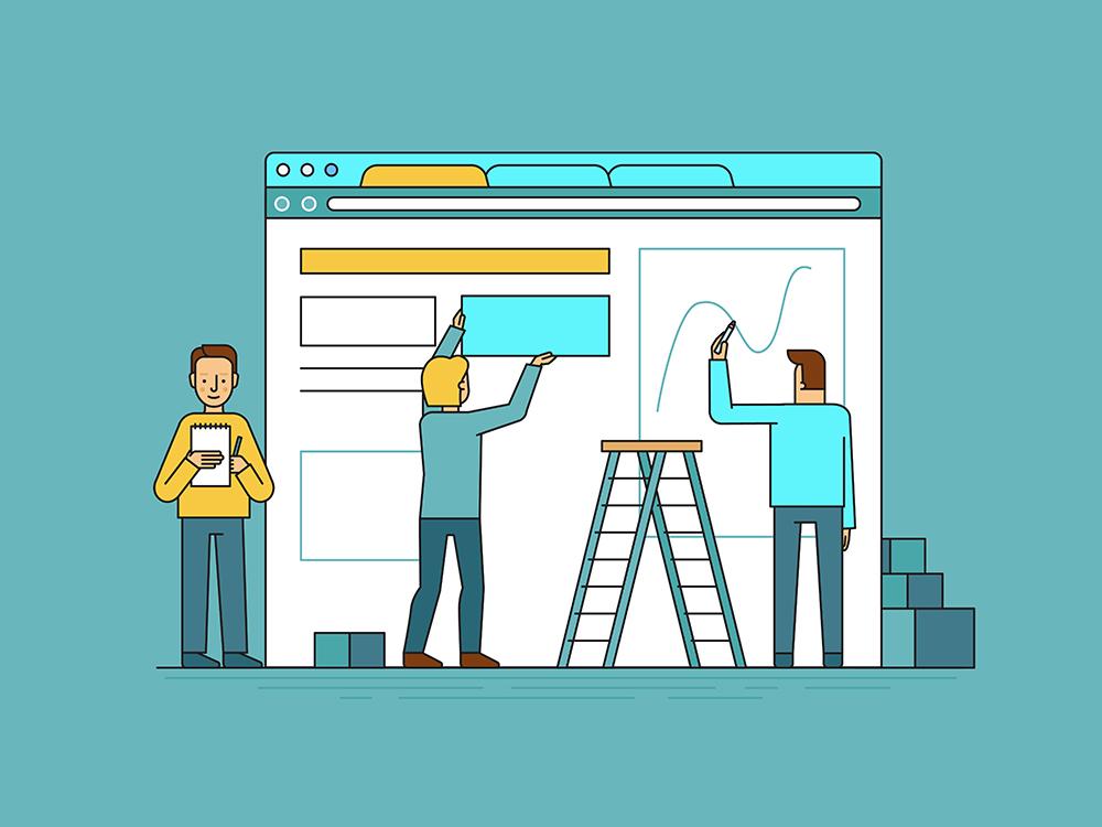 מדוע בניית אתרים ללא התאמה לקידום עלולה לגרום לבעיות בעתיד